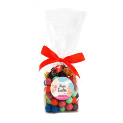 Colourful Eggs and Easter Bunnies Mug Drops