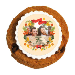 3_Custom Photo Thank You Printed Cookies