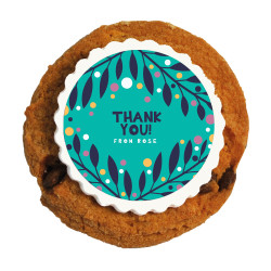 6_Thank You Printed Cookies