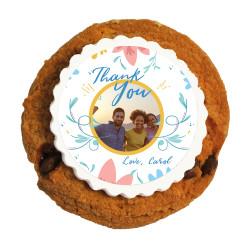 6_Custom Photo Thank You Printed Cookies
