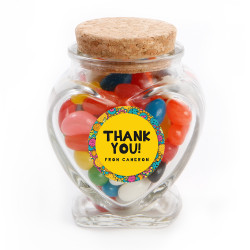 1_Thank You  Glass Jar