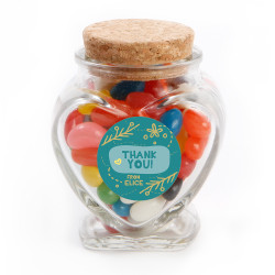 2_Thank You  Glass Jar