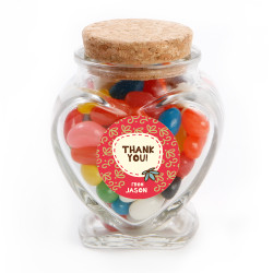 3_Thank You  Glass Jar