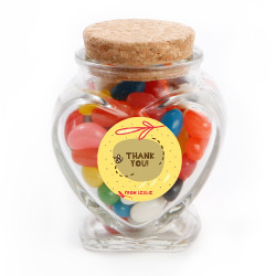 5_Thank You  Glass Jar