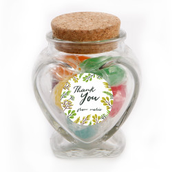 12_Thank You Glass Jar