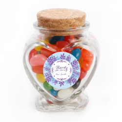 12_ Bridal Shower Glass Jar
