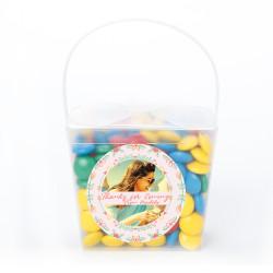 2_ Custom Photo Bridal Shower Noodle Box