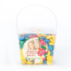 3_ Custom Photo Bridal Shower Noodle Box