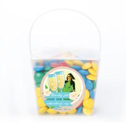 7_ Custom Photo Bridal Shower Noodle Box