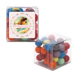 5_ Custom Photo Bridal Shower Sweet Cubes