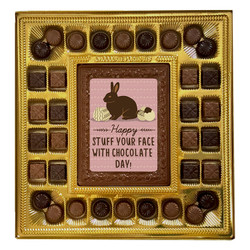 Chocolate Day Deluxe  Chocolate Box