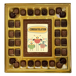 Congratulation Deluxe  Chocolate Box