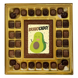 Bravocado! Deluxe  Chocolate Box