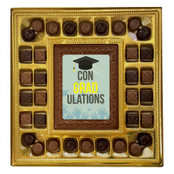Congradulations Deluxe  Chocolate Box