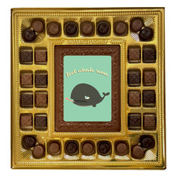 Feel Whale Soon Deluxe  Chocolate Box