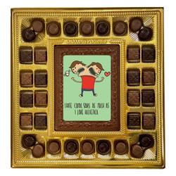 I Hate Comic Sans Deluxe  Chocolate Box