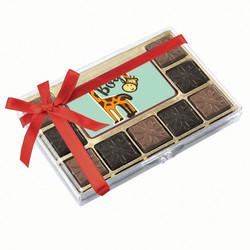 Giraffe It's a Boy Chocolate Indulgence Box