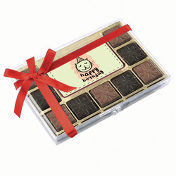 Cat Happy Birthday Chocolate Indulgence Box
