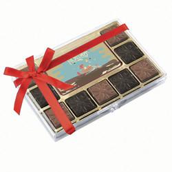 Happy Holidays Chocolate Indulgence Box