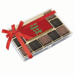 'Tis the Season to be Jolly! Chocolate Indulgence Box
