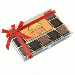 I Don't Wanna Taco 'Bout It Chocolate Indulgence Box