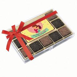 To the Best Mum in the World Chocolate Indulgence Box