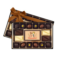Couple Happy Anniversary Signature Chocolate Box