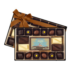 Happy Holidays Signature Chocolate Box