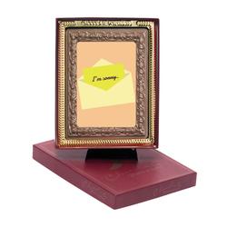 I'm Sorry Envelope Chocolate Portrait