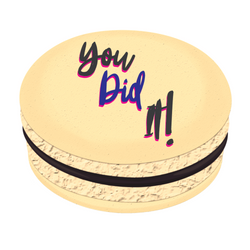 You Did It! Printed Macarons