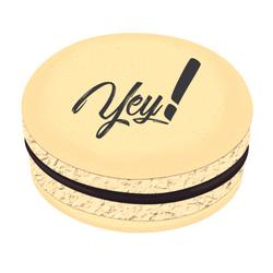 Yey! Printed Macarons