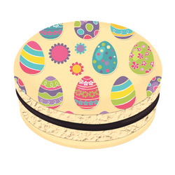 Colorful Eggs Printed Macarons