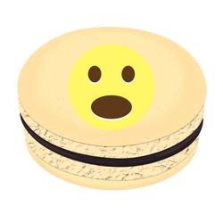 Big Surprise Printed Macarons