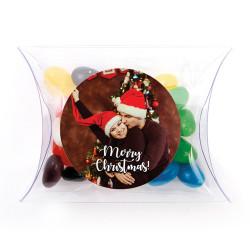 Merry Christmas 8 Christmas Pillow Box