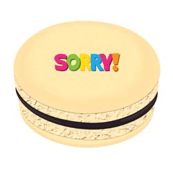 Sorry!  Printed Macarons