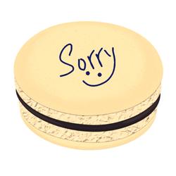 Sorry :) Printed Macarons