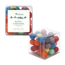 Merry Christmas 4 Christmas Sweet Cubes