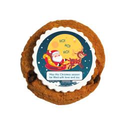 Ho! Ho! Ho! Christmas Printed Cookies