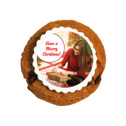 Have a Merry Christmas Printed Cookies