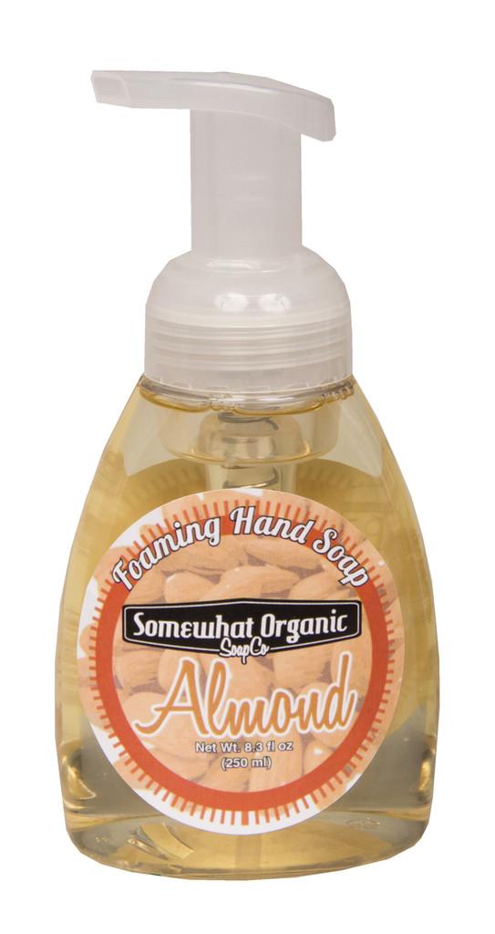 Almond Organic Foaming Hand Soap - Pump