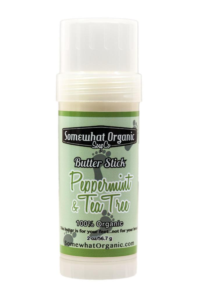 Peppermint & Tea Tree Butter Stick