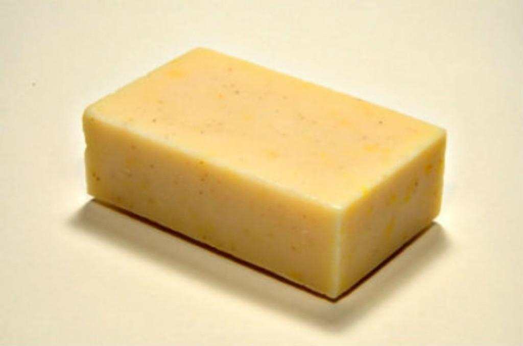 Lemongrass Organic Soap - 4 oz Bar