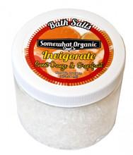 Invigorate - Sweet Orange & Grapefruit Bath Salts - 16 oz.