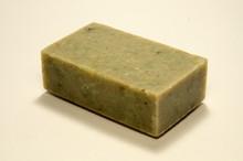 Peppermint Organic Soap - 4 oz Bar