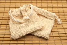 Boucle Cotton Soap Sak Saver