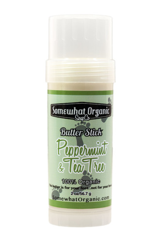 Peppermint & Tea Tree Butter Stick