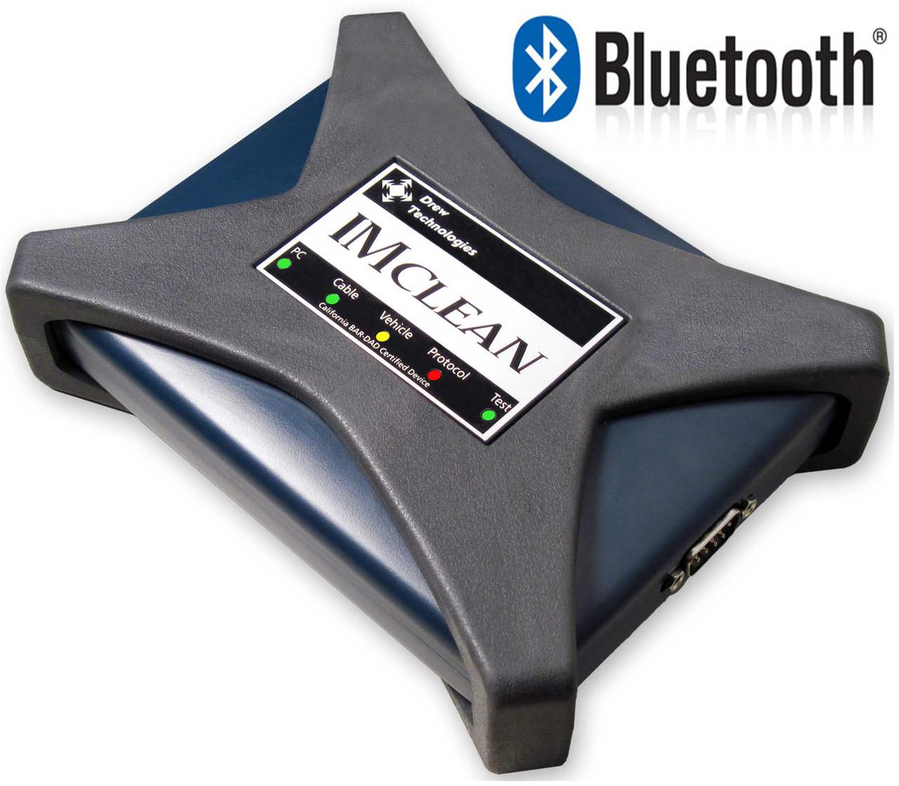 Imclean Wireless Bar Ois Dad Unit By Drew Technologies