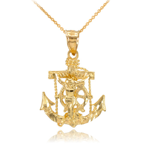 v necklaces gauge chain gold p mariner necklace