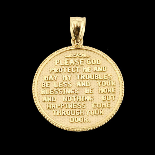 Gold us firefighter maltese cross pendant necklace solid gold us firefighter maltese cross pendant necklace aloadofball Choice Image