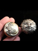 Sun and Moon Knobs - Bronze